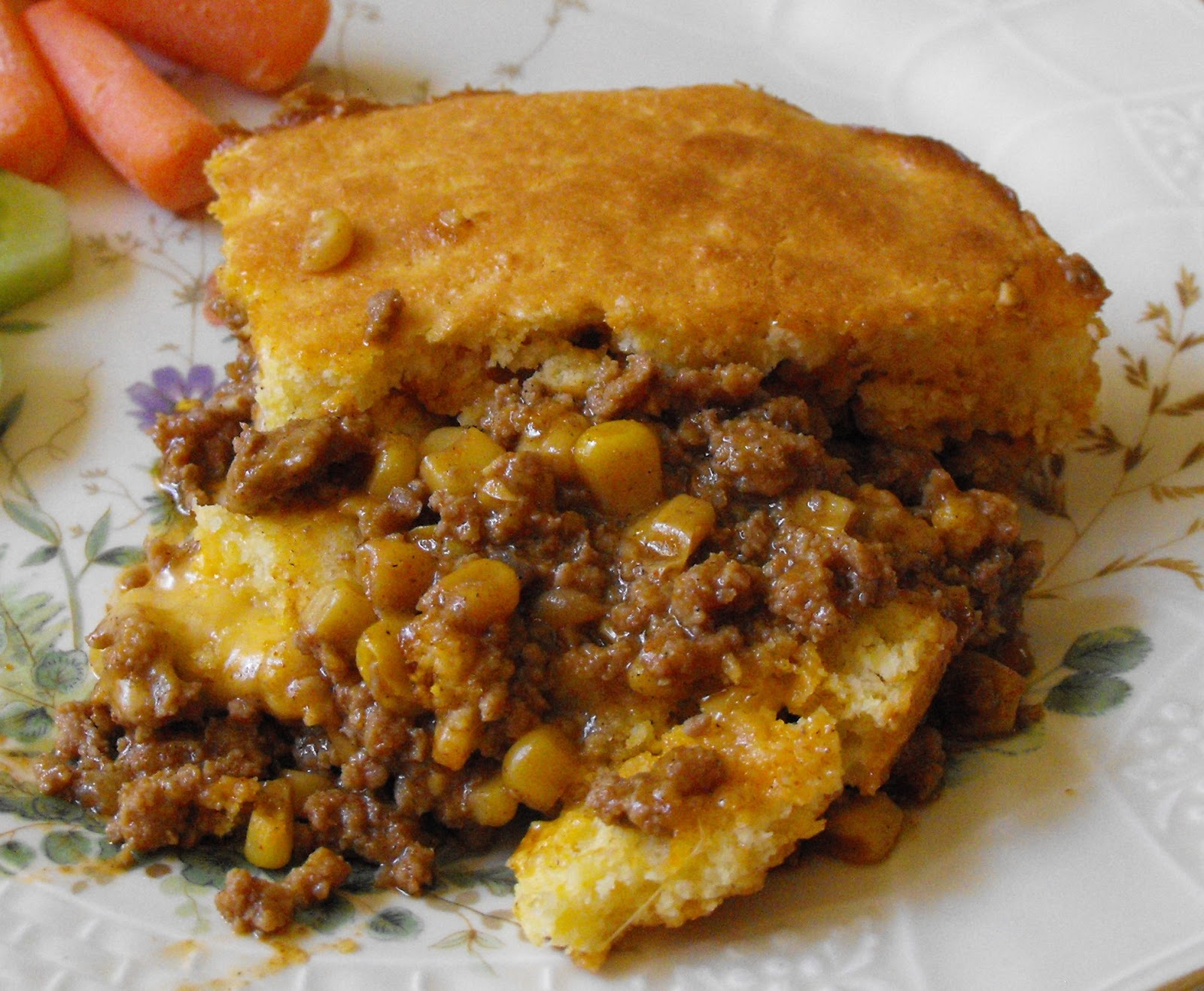 Secrets of a Southern Kitchen: Cooking From the Pantry--Taco Tamale Pie