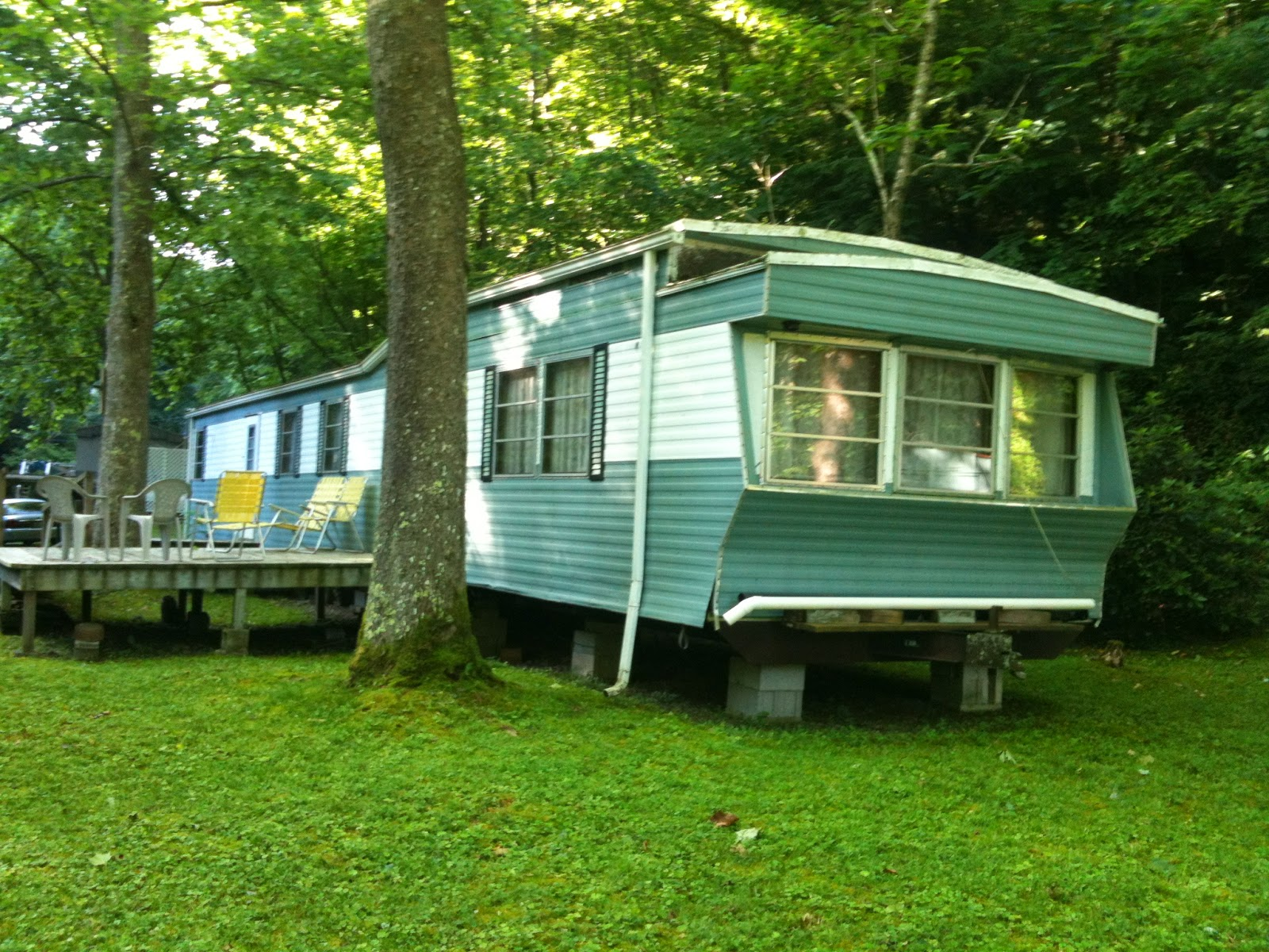Old Mobile Home 18 Photo Gallery