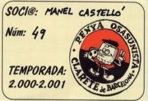carnet temporada 2000-01