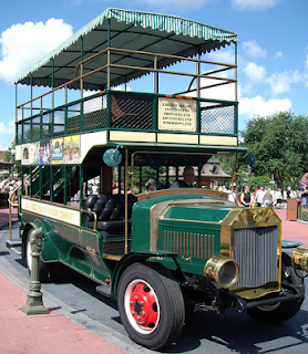 walt disney world omnibus