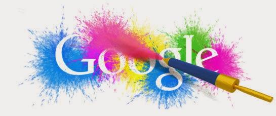 Holi Doodle by Google