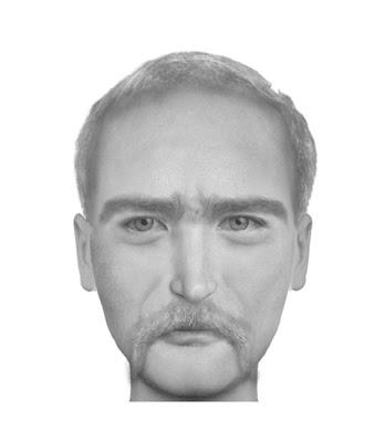el rostro de dracula segun la policia y descripcion del autor bram stoker
