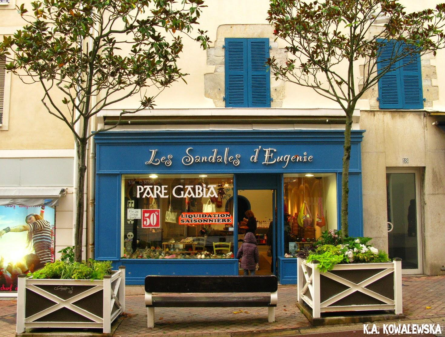Biarritz miasto