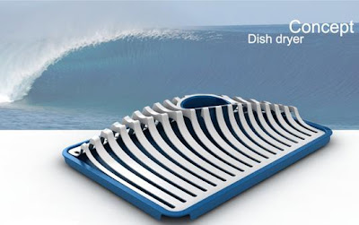 Creative Dish Drainers and Modern Dish Racks (15) 3