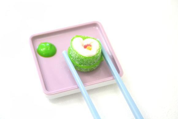 DIY Candy Sushi