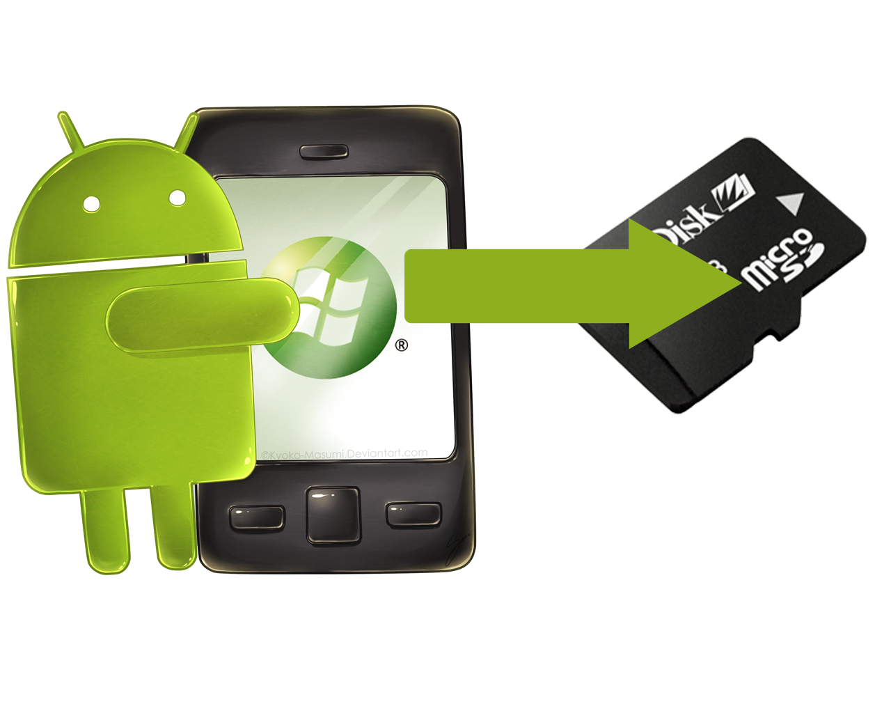 How to recover deleted photo from sd card android