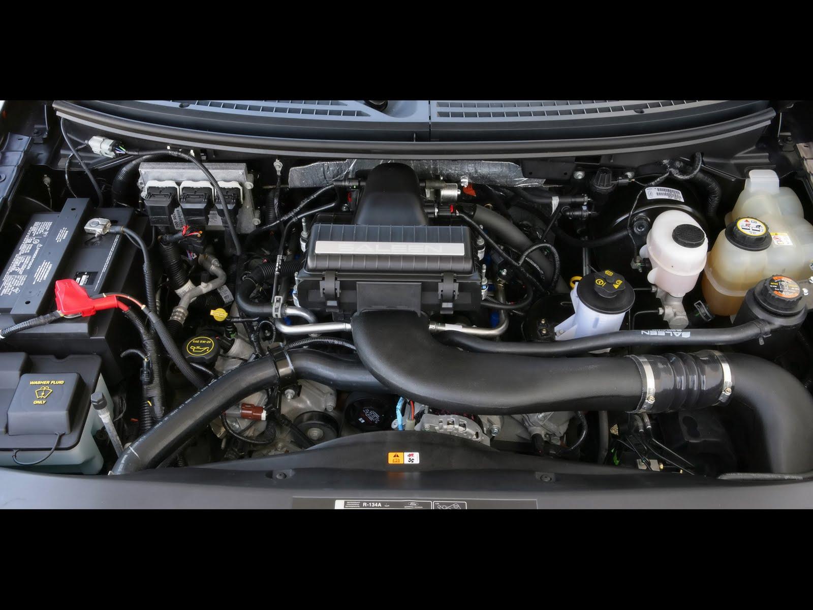 Asemik ford f150 harley davidson for Motor ford f150 v8