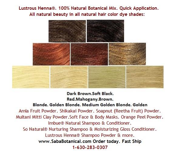 Henna Hair Dye Problems Makedes Com
