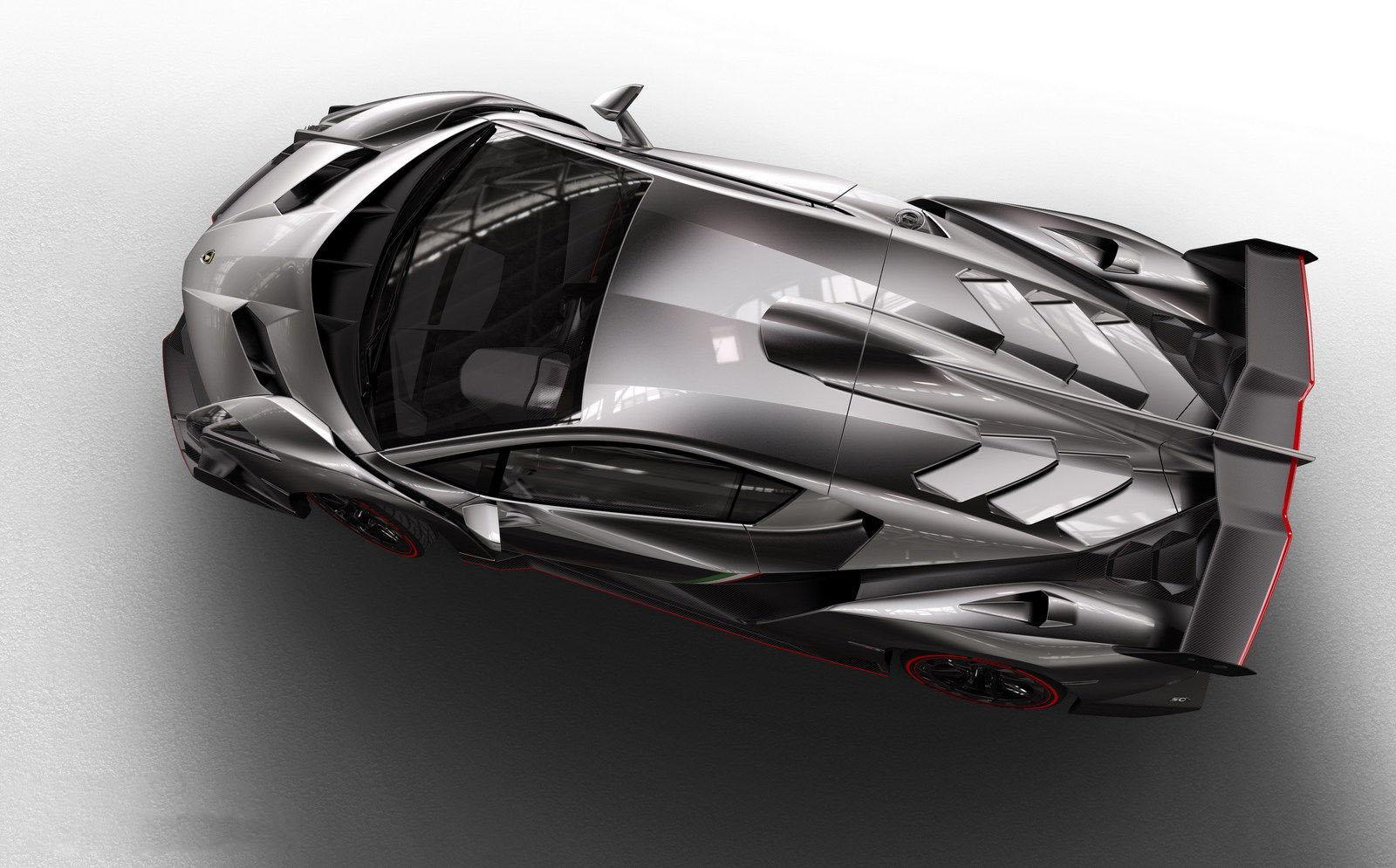 auto Lamborghini Veneno 2013