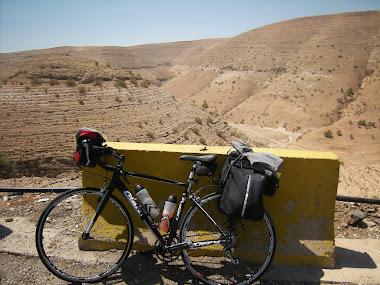 Bici non da deserto nel deserto