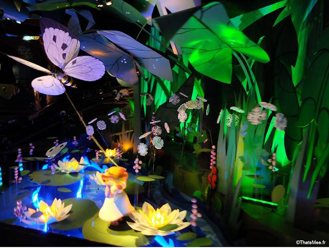jardin de Tivoli copenhague danemark parc attraction, disneyland it' a small world danois contes Andersen Tivoli