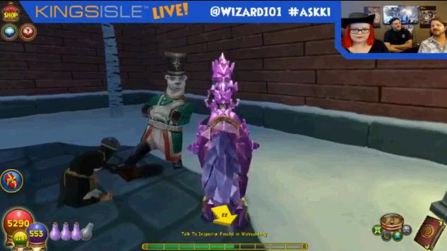 Wizard101 Polaris