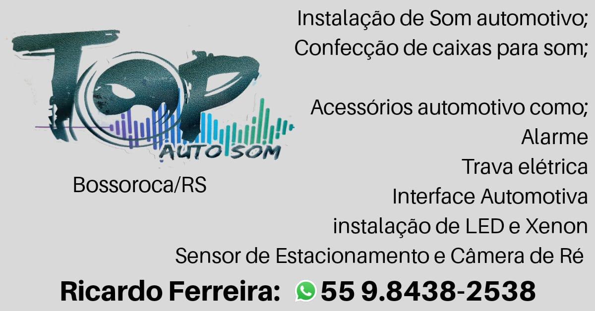 Top Auto Som - Bossoroca