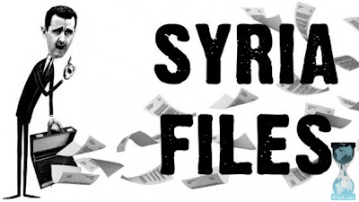 la proxima guerra wikileaks siria syria files