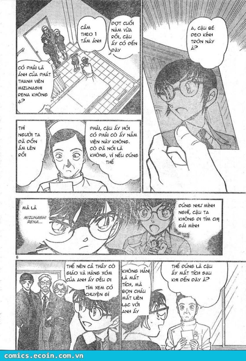 Detective Conan - Thám Tử Lừng Danh Conan chap 596 page 6 - IZTruyenTranh.com