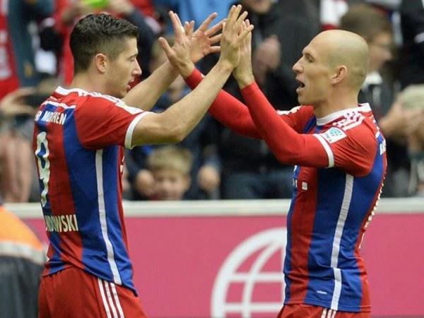 Bayern Munich con bajas contra Barcelona