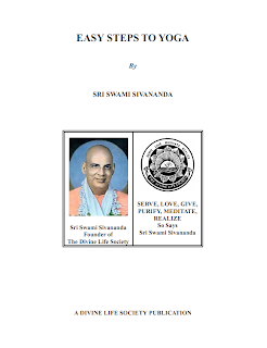 Easy Steps to yoga By sri swami sivananda Mediafire ebook