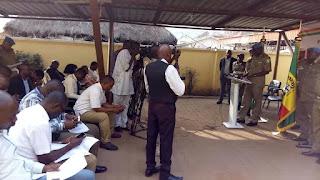 Peace Corps Commandants converge in Abuja, urge Buhari to rescind decision