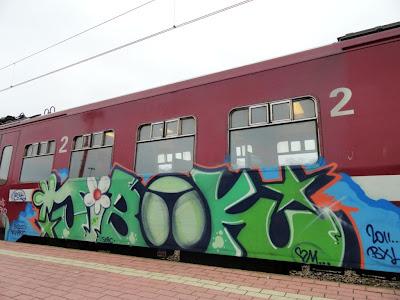 graffiti tibak