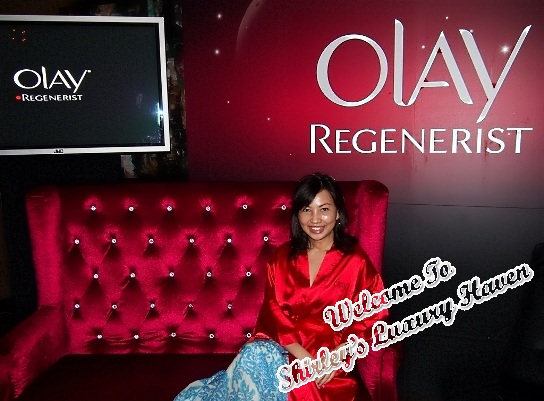 olay shirley luxury haven
