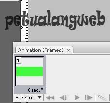 membuat animasi dengan photoshop