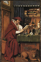 Jan van Eyck, S. Jerónimo (1442)