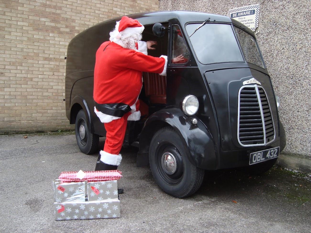 Christmas time again?