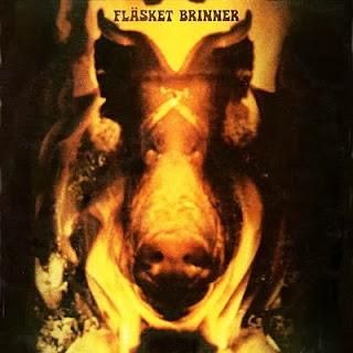 Flasket Brinner - Flasket Brinner (1971)