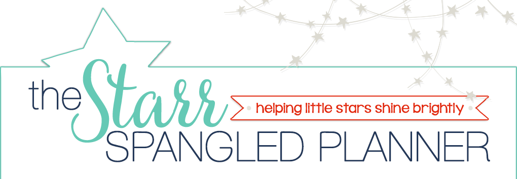 The Starr Spangled Planner