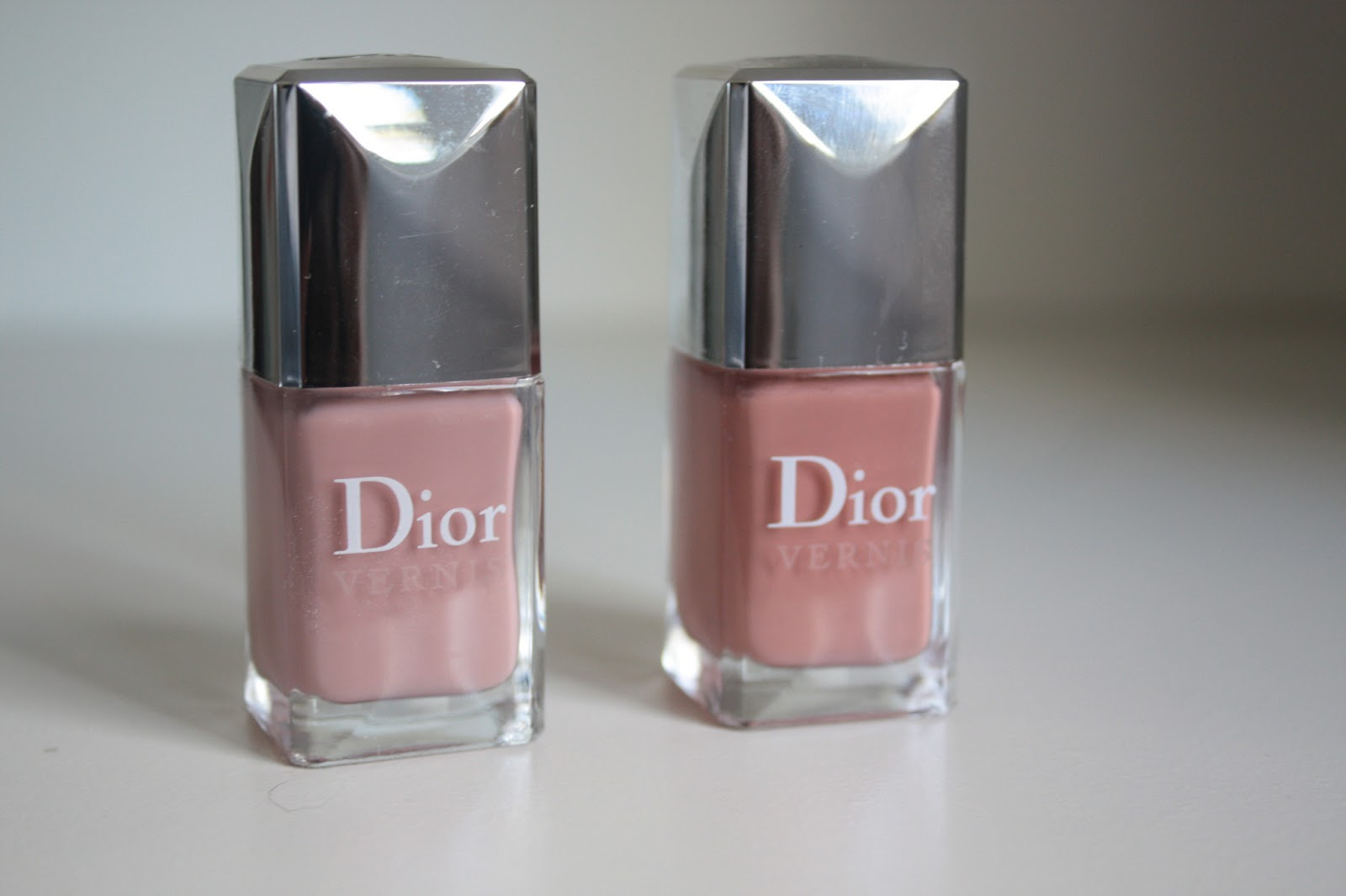 Casual Courting : Incognito and Sienna Dior Vernis Review