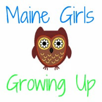Maine Girls Growing Up