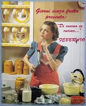 Di cucina in cucina di febbraio: Strati di colore