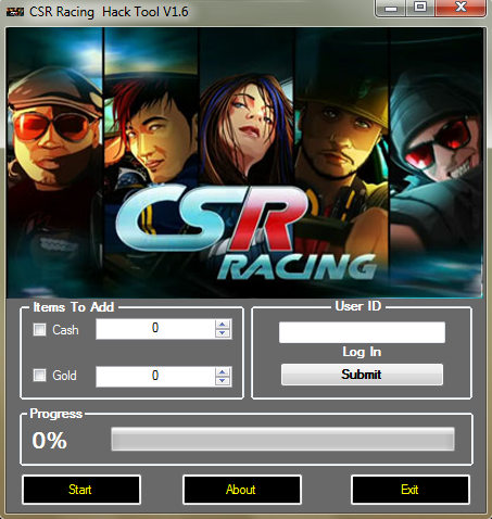 PLS: CSR RACING CHEAT UNLIMITED CASH, GOLD & GAS CHEATS [ANDROID, iOS