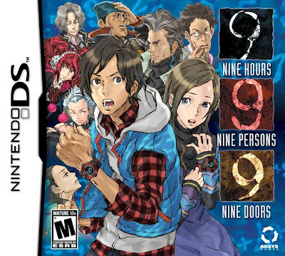 Nine Hours, Nine Persons, Nine Doors DS