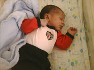 Nasceu Breno, dia 12/01/2011