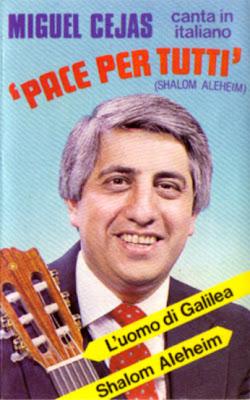 Miguel Cejas-Vol 9-Pace Per Tutti-
