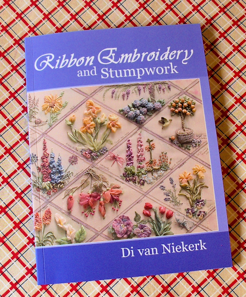 Lakeview stitching ribbon embroidery by di van niekerk