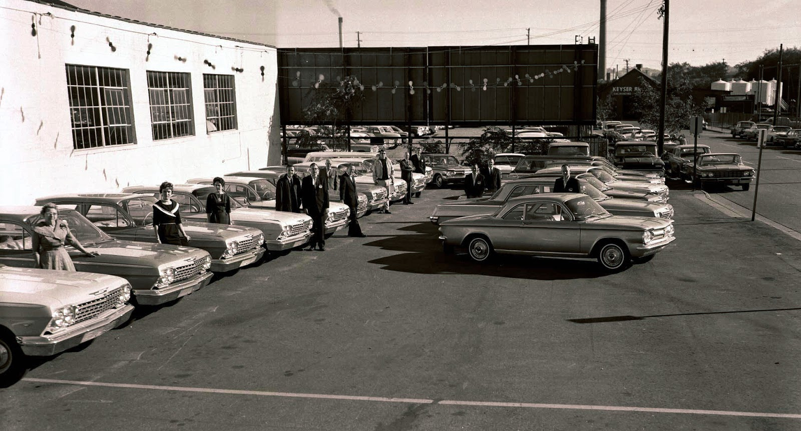 Just A Car Guy: DeNooyer Chevrolet, a small Michigan town car ...