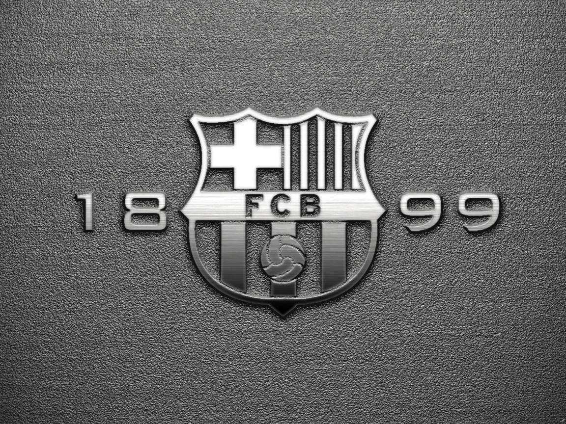 fc barcelona 1899 logo - fc barcelona wallpapers