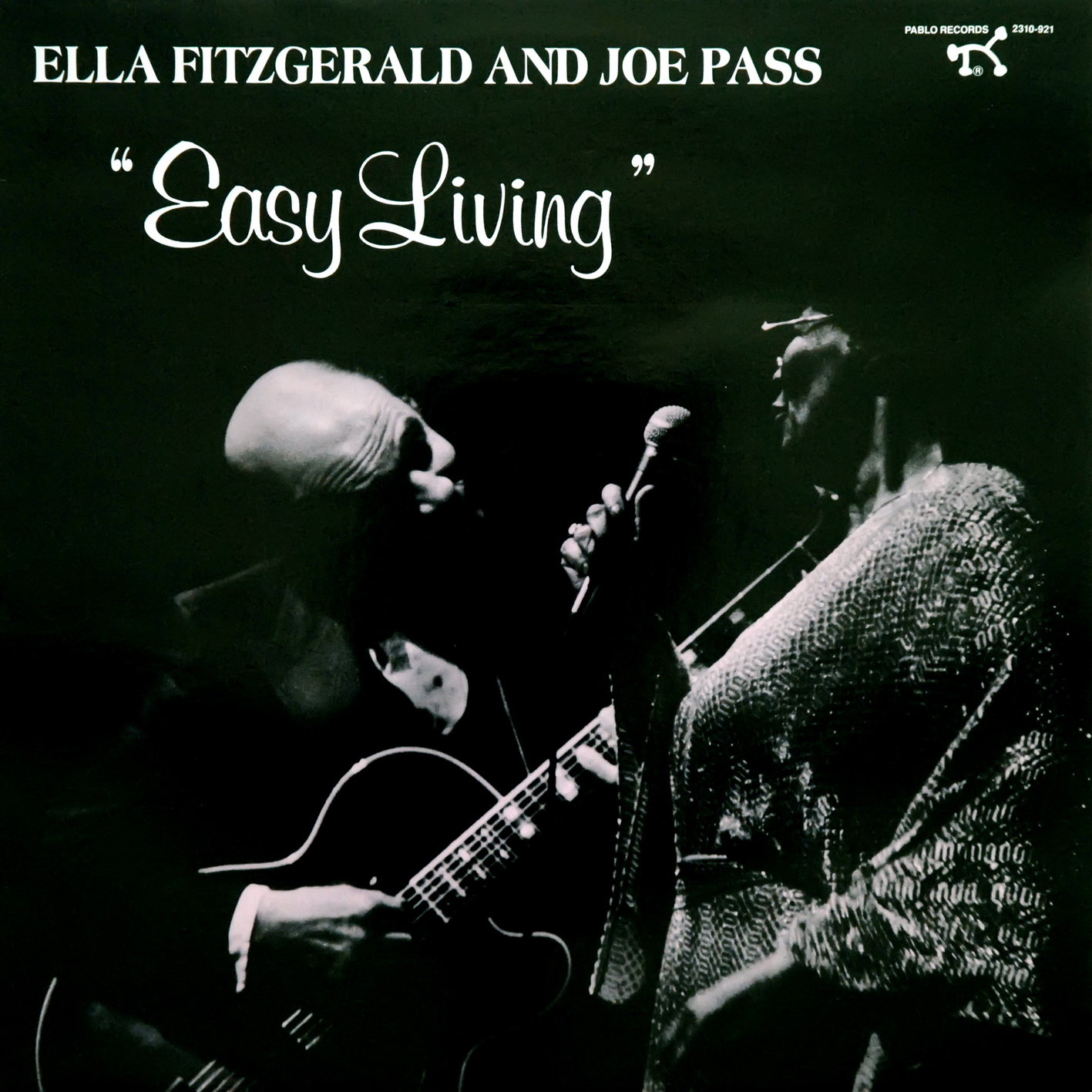 Home Of Jazz Ella Fitzgerald And Joe Pass Easy Living