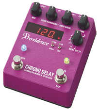 Gear in Review - Providence Chrono delay
