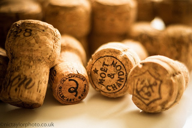 Put a cork in your waste to keep your income working for you. Uncork conventional wisdom and let it go.