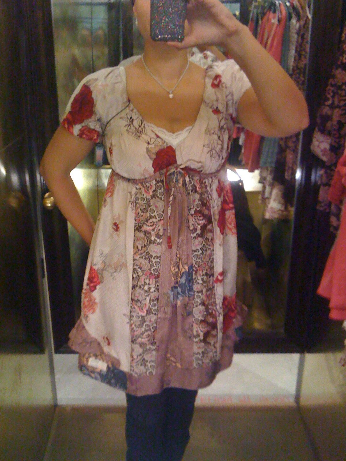 hook up dress odd molly