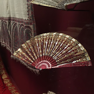 fancy fan