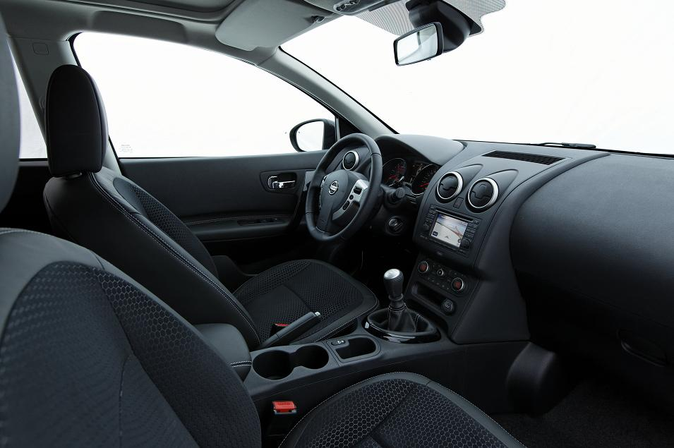 Available now in either Qashqai or seven-seat Qashqai+2 guises, the ...