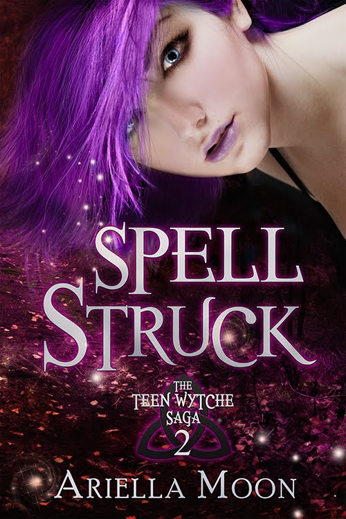 Spell Struck, Book 2, The Teen Wytche Saga