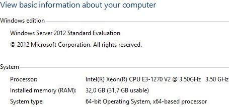Captura Windows Server 2012