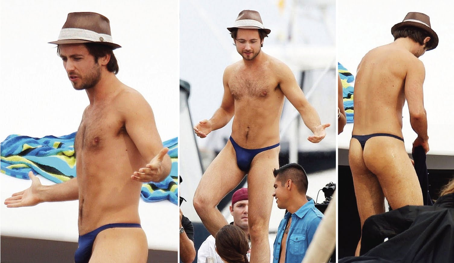 Justin chatwin naked #12