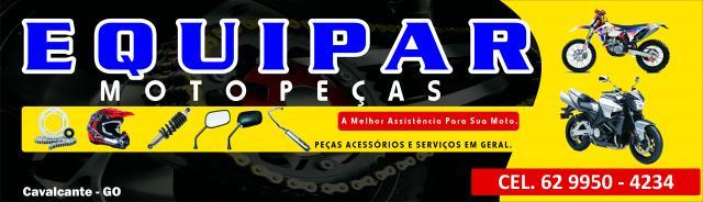 Publicidade: Moto Peças em Cavalcante (GO)