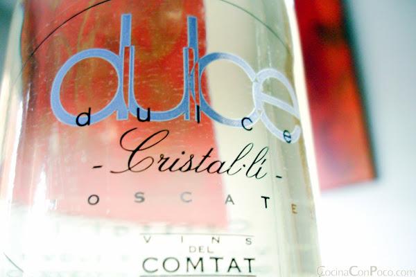 Moscatel Cristali - Alicante - Vinos de Comtat